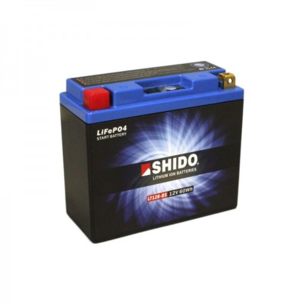 SHIDO LT12B-BS LION -S- Μπαταρία λιθίου-(YT12B-BS)