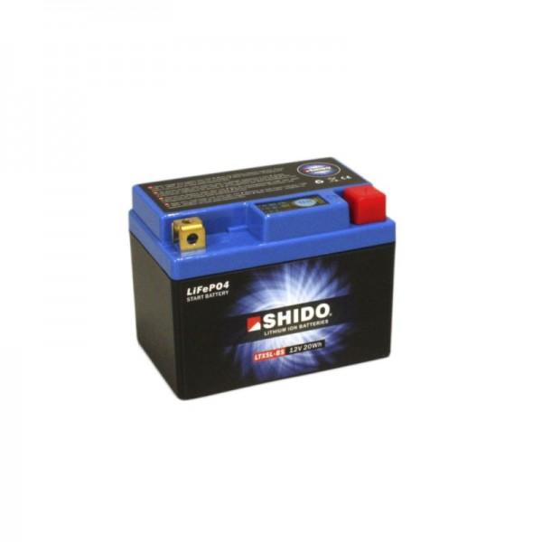 SHIDO LTX5L-BS LION-S-Μπαταρία λιθίου(YTX5L-BS)